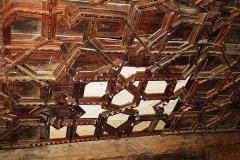 Carpintería en artesonado