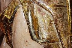Dorado con pan de oro fino