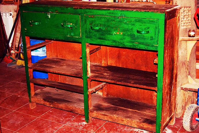 Mueble de taller