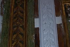 Reproducción de ornamentaciones con moldes
