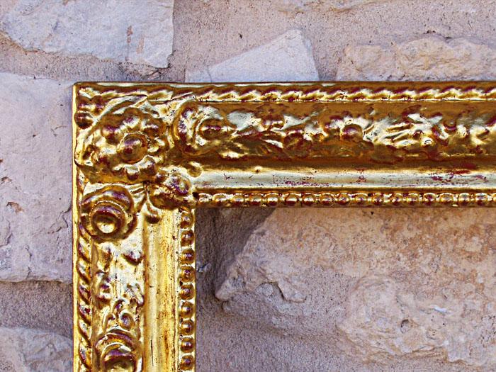 Restauración marco oro/4