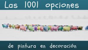 1001 opciones de pintura