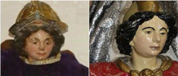 San Miguel errores restauración