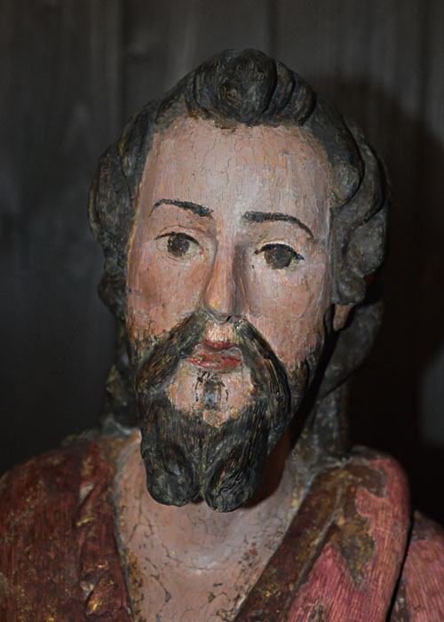 Escultura Bautista/cara final