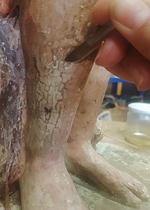 EsculturaBautista/restaurando