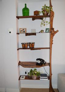 Mueble nuevo/estantería rústica